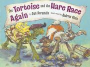 Book Cover for THE TORTOISE AND THE HARE RACE AGAIN