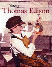 Book Cover for YOUNG THOMAS EDISON