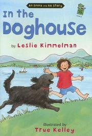 IN THE DOGHOUSE by Leslie Kimmelman