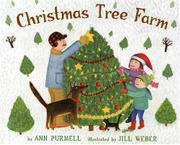 Book Cover for CHRISTMAS TREE FARM