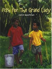 Cover art for FISH FOR THE GRAND LADY