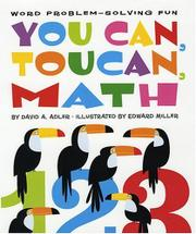 Book Cover for YOU CAN, TOUCAN, MATH