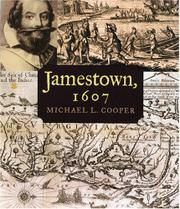 Book Cover for JAMESTOWN, 1607