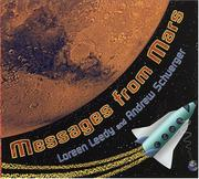 Book Cover for MESSAGES FROM MARS