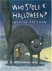 Cover art for WHO STOLE HALLOWEEN?