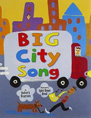 Cover art for BIG CITY SONG