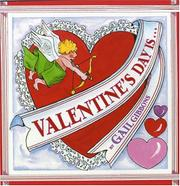 VALENTINE'S DAY IS... by Gail Gibbons