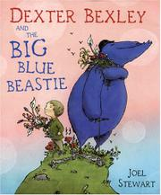 Book Cover for DEXTER BEXLEY AND THE BIG BLUE BEASTIE