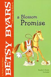 A BLOSSOM PROMISE by Amanda Haley