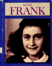 ANNE FRANK by Gene Brown