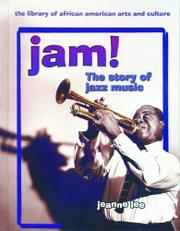 JAM! by Jeanne Lee