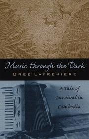 MUSIC THROUGH THE DARK by Bree Lafreniere