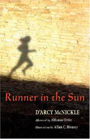 RUNNER IN THE SUN by D'Arch McNickle