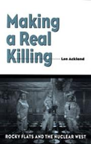 Cover art for MAKING A REAL KILLING