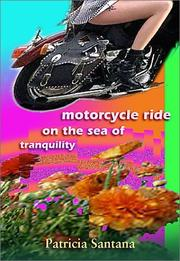 MOTORCYCLE RIDE ON THE SEA OF TRANQUILITY by Patricia Santana