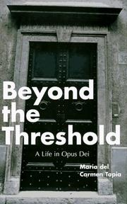 BEYOND THE THRESHOLD by Maria del Carmen Tapia