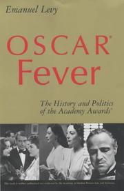 OSCAR FEVER by Emanuel Levy