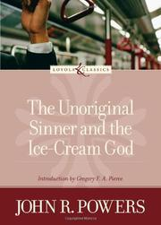 THE UNORIGINAL SINNER AND THE ICE-CREAM GOD by John R. Powers