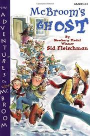 MCBROOM'S GHOST by Sid Fleischman