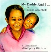 Book Cover for DADDY AND I...