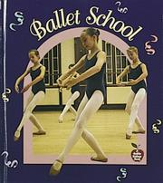 Book Cover for BALLET SCHOOL