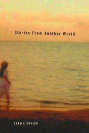 Cover art for STORIES FROM ANOTHER WORLD