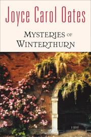 MYSTERIES OF WINTERTHURN by Joyce Carol Oates