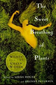 Book Cover for THE SWEET BREATHING OF PLANTS