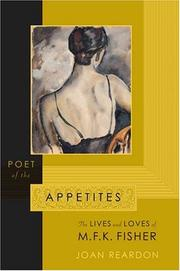 Cover art for POET OF THE APPETITES