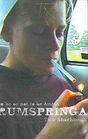 Book Cover for RUMSPRINGA