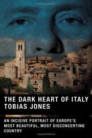 Cover art for THE DARK HEART OF ITALY