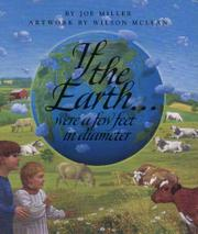 IF THE EARTH WERE A FEW FEET IN DIAMETER by Joe Miller