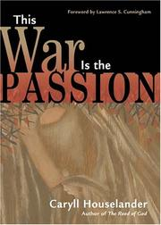THIS WAR IS THE PASSION by yll Houselander
