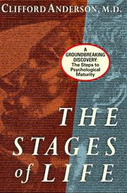 THE STAGES OF LIFE by Clifford Anderson