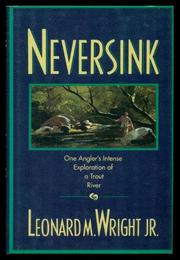 NEVERSINK by Jr. Wright