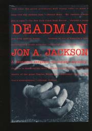 Cover art for DEADMAN