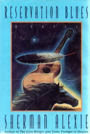 Book Cover for RESERVATION BLUES