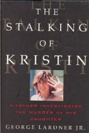 Cover art for THE STALKING OF KRISTIN