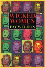 Cover art for WICKED WOMEN