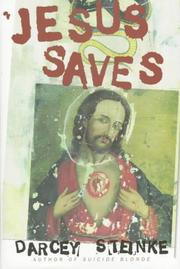 Book Cover for JESUS SAVES