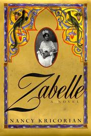 ZABELLE by Nancy Kricorian