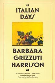 ITALIAN DAYS by Barbara Grizzuti Harrison