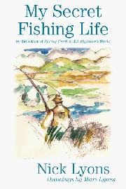 Book Cover for MY SECRET FISHING LIFE