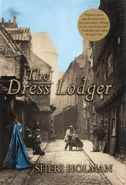 Book Cover for THE DRESS LODGER