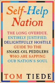 SELF-HELP NATION by Tom Tiede
