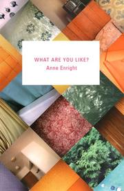 Book Cover for WHAT ARE YOU LIKE?