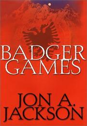 Cover art for BADGER GAMES