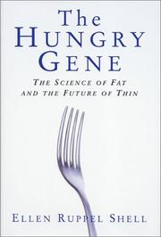 Cover art for THE HUNGRY GENE