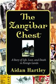 Cover art for THE ZANZIBAR CHEST