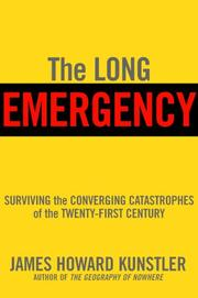 Book Cover for THE LONG EMERGENCY